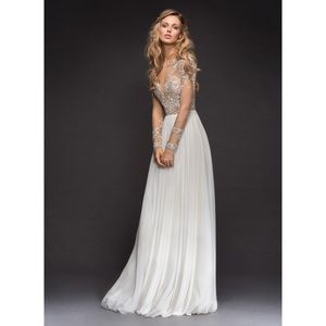 Hayley Paige Pascal Gown